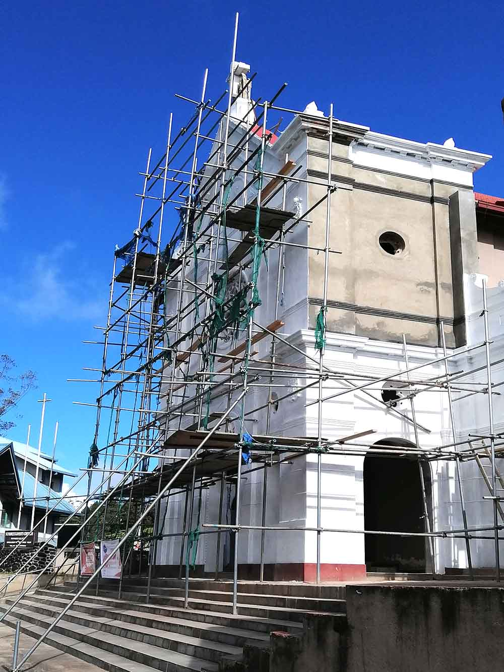 Renovation Of The Church